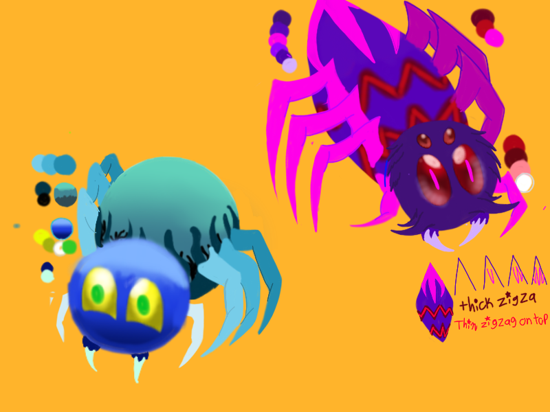 Spider adopts (1/2 OTA) by superdragon911