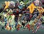Legion of 3 Worlds Villains