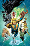 Justice League International 1 cvr