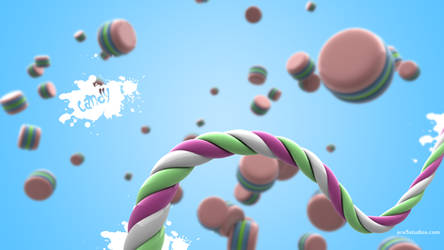 Candy Coils by vozzz