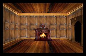 Chamber Vacant by OokamiKasumi