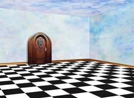 Door to Wonderland by OokamiKasumi