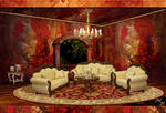 Red Gold Parlor