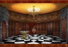Many Doors to Wonderland by OokamiKasumi