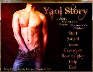 Yaoi Story by OokamiKasumi