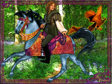 Prince Ivan and the Firebird
