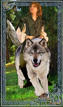 Prince Ivan and the Wolf