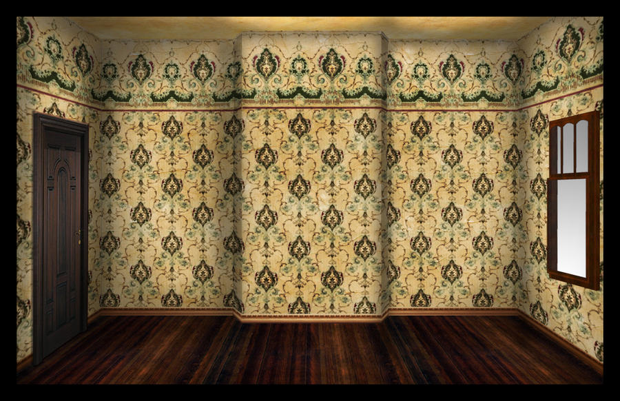 Victorian Study Unfurnished By Ookamikasumi On Deviantart