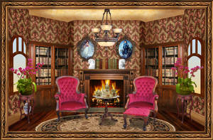 Victorian Reading Room