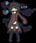 Aiyu - Trainer OC ref