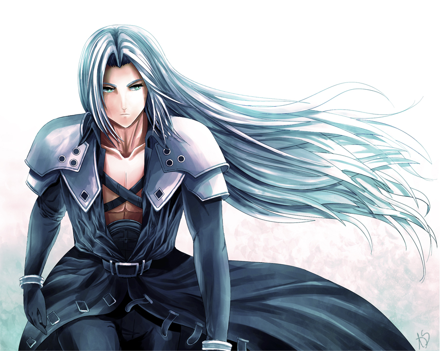 Sephiroth by Artificial-Silent