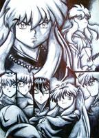 Inuyasha by TorHow