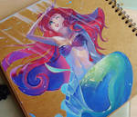 The Little Mermaid: Under the Sea