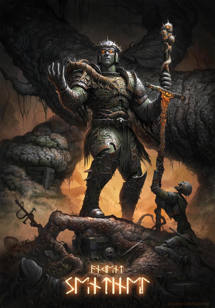 Ancient Sentinel by Bzitz