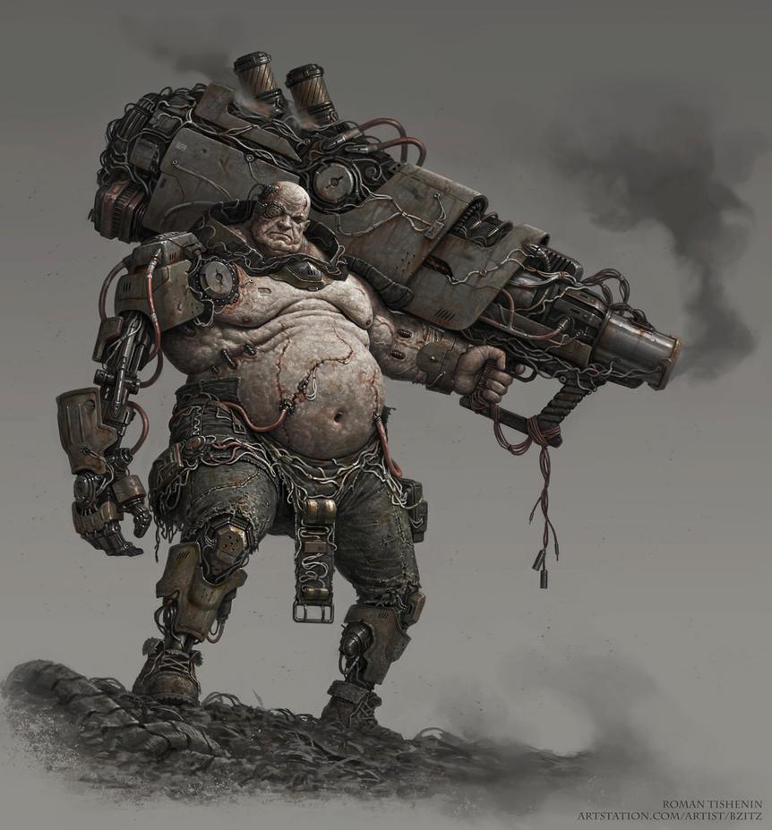 01_Juggernaut by Bzitz