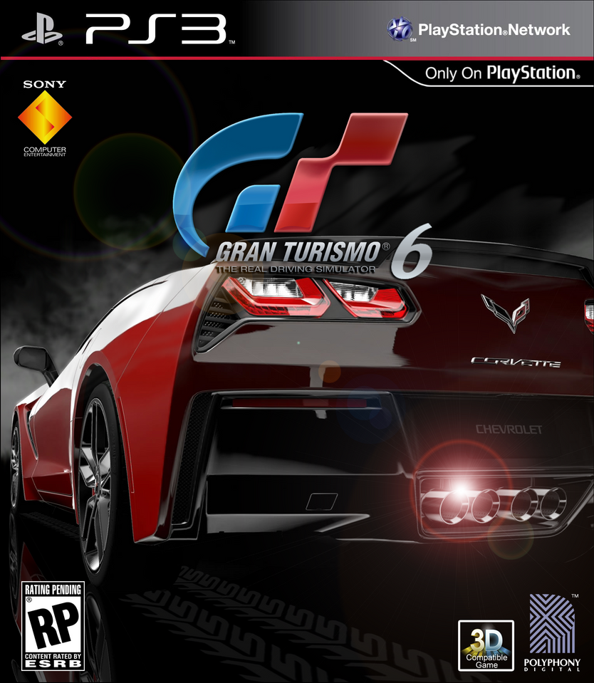 gran turismo 1 cover the image kid has it. Black Bedroom Furniture Sets. Home Design Ideas