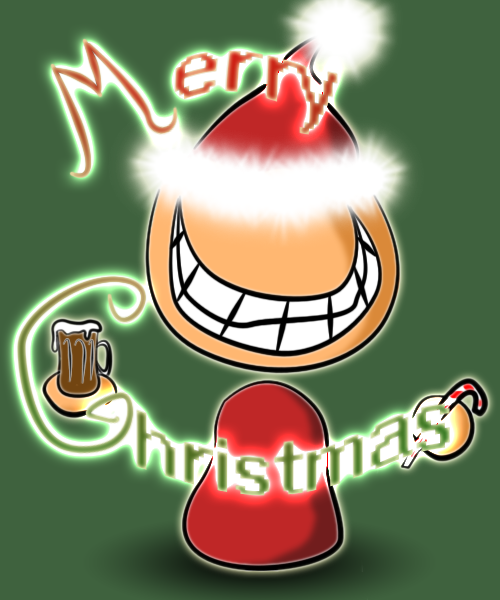 Merry Christmas 2007 by Sylvianas