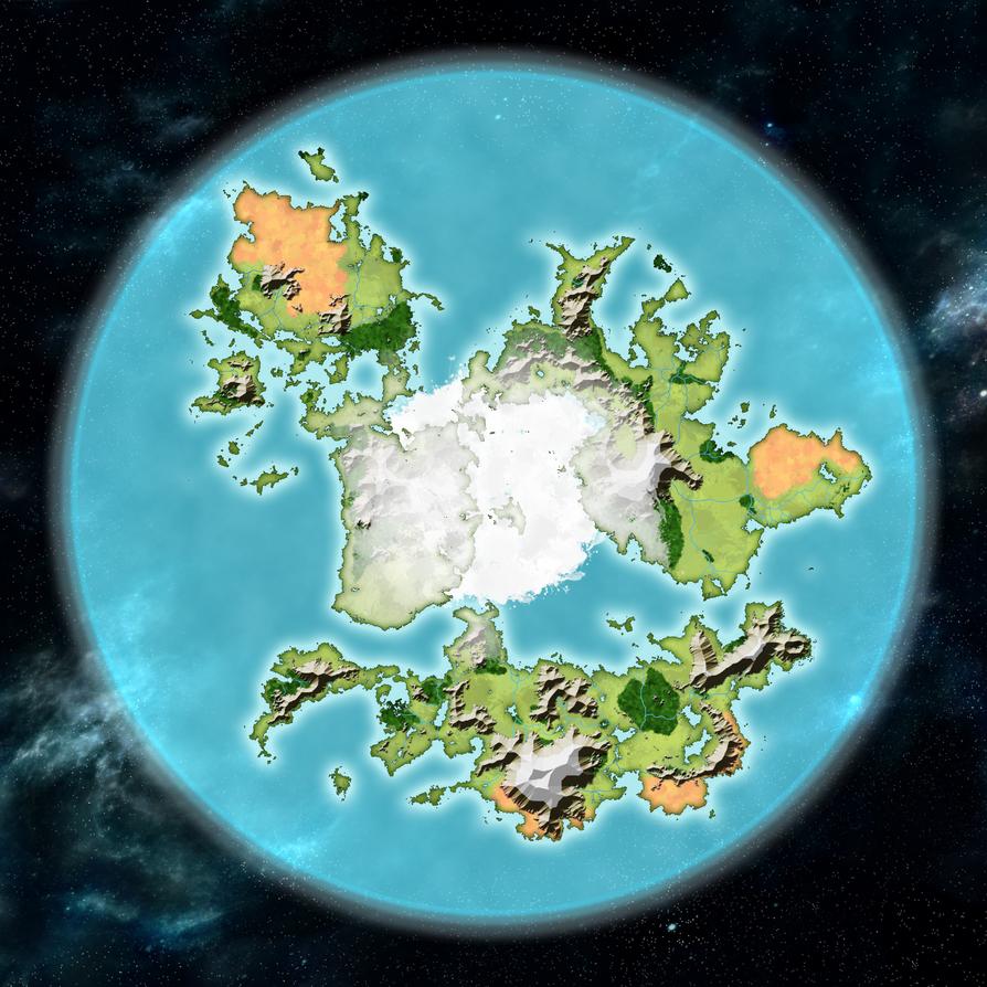 Pathfinder World by Sylvianas