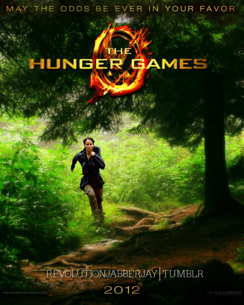 The Hunger Games Alternate Poster by RevolutionMockingjay