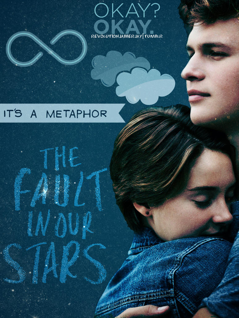The Fault in Our Stars The Fault In Our Stars Official Poster