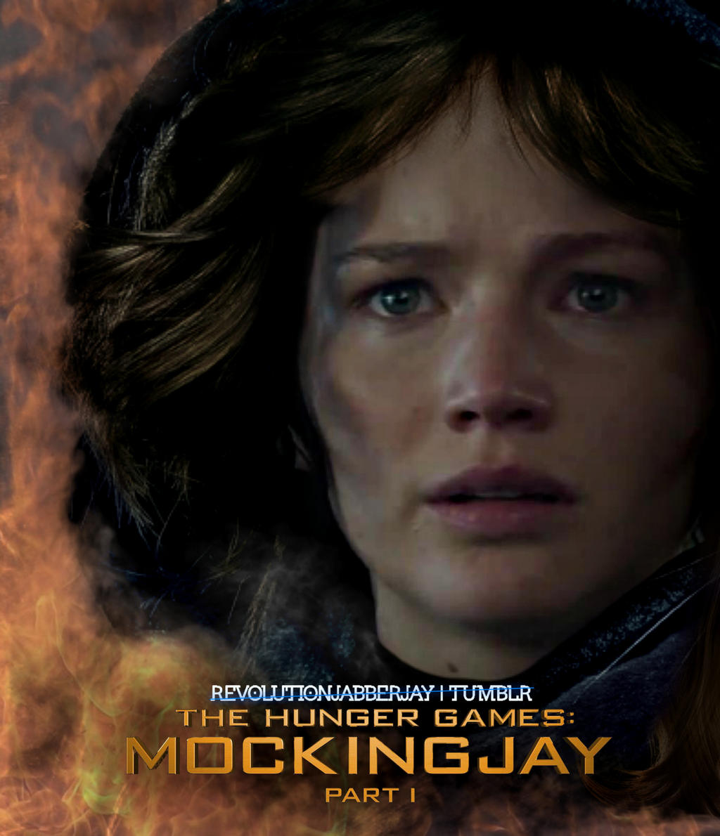 The Hunger Games: Mockingjay Part 1 Fanmade Poster by ...