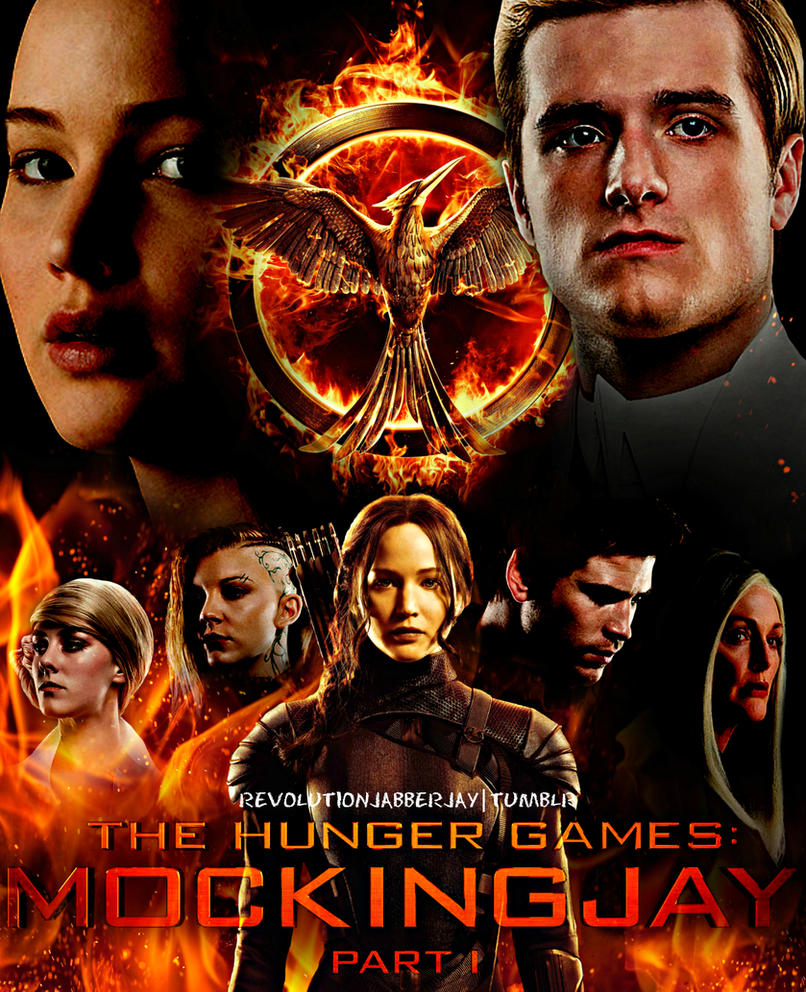 The Hunger Games: Mockingjay Part 1   Poster by ...