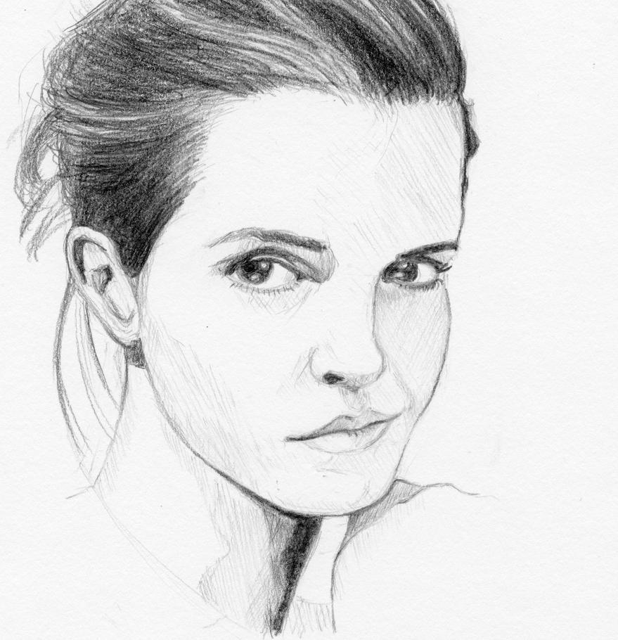 Emma Watson 2 by cchersin