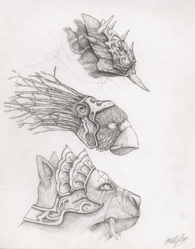 Anthropromorphic Profiles