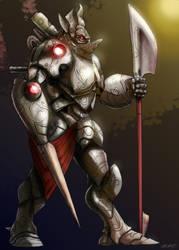 Dark Legacy - War Golem