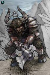 Dark Legacy - Minotaur