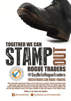 Trust a Trader - Stamp out Rogue Traders