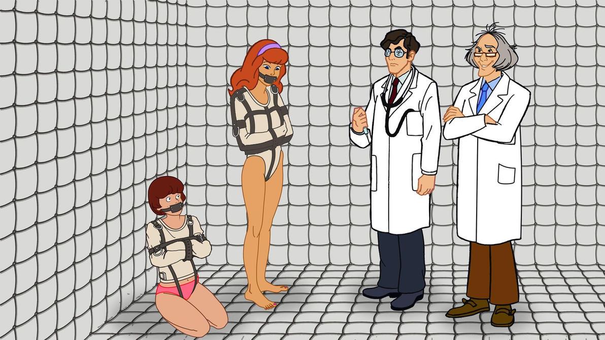 Daphne and Velma - Asylum Investigation Failed by VictorZulu