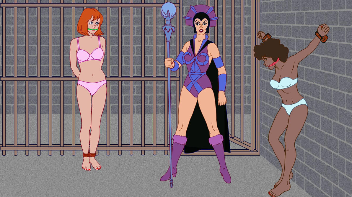 Diana And Sheila In The Dungeons Of Evil Lynn 2 by VictorZulu