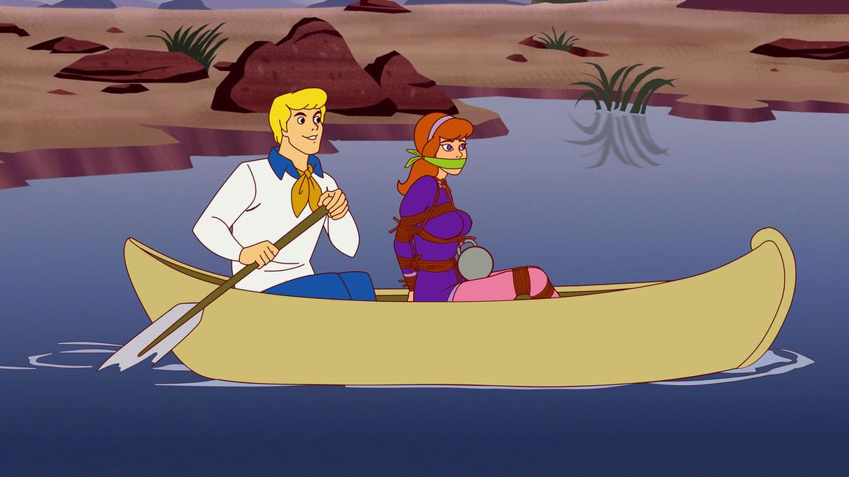 Daphne s Non-romantic Boat Trip by VictorZulu
