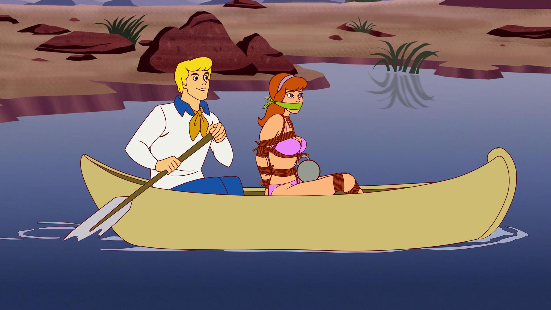 Daphne s Non-romantic Boat Trip B by VictorZulu