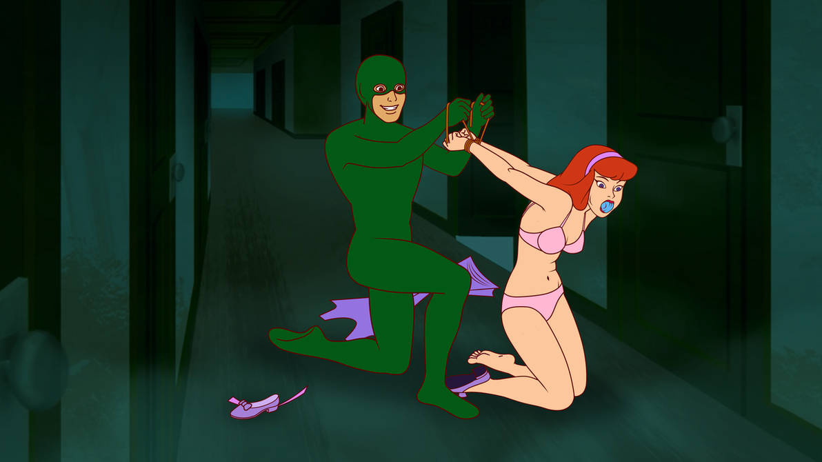 Sexy mature daphne blake fucked by monsters
