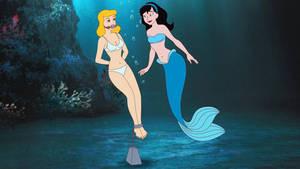 Cinderella Underwater Peril