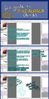 FireAlpaca Guide pt 1