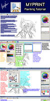 MyPaint Painting Tutorial