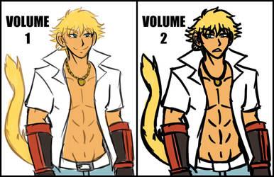 Sun is pretty bold this volume by AtsusaKaneytza