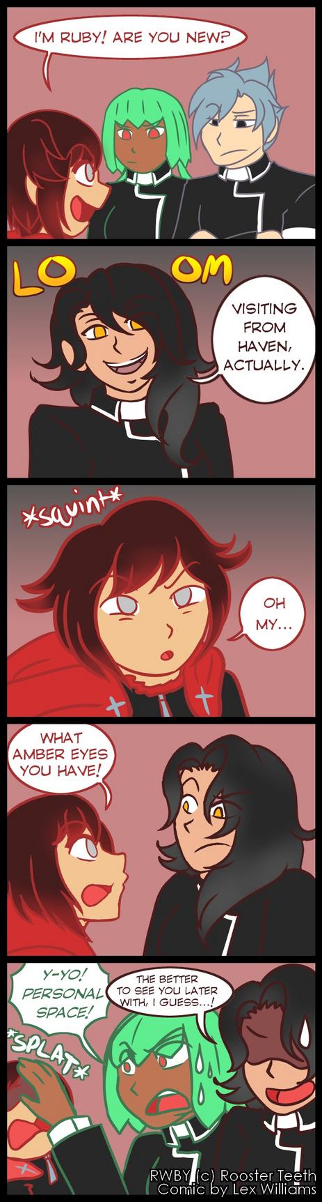 Red Riding Hood by AtsusaKaneytza