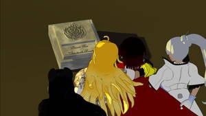RWBY Animation - Remembrance