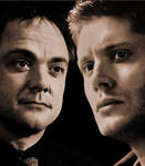 Crowley and Dean