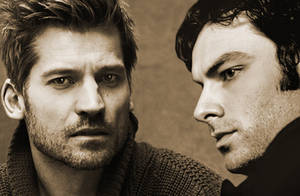 Nikolas and Ben from 'Love is a Stranger'