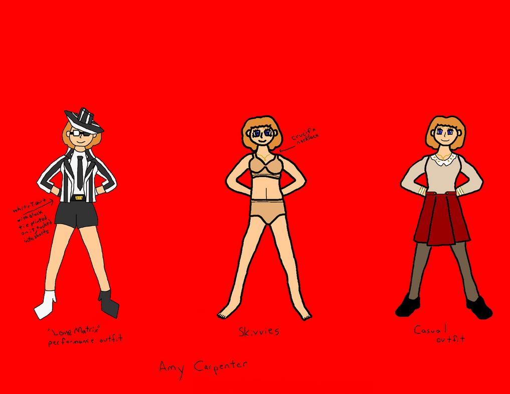 Western Pop (GRLz CLUB Member - Amy Carpenter) by Marui-Taiyo