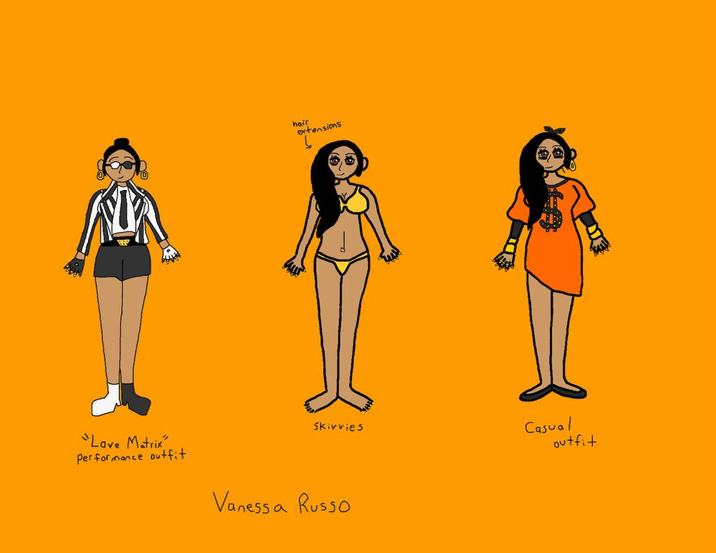 Western Pop (GRLz CLUB Member - Vanessa Russo) by Marui-Taiyo