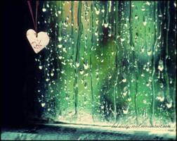Lone day in rain by dusty-soul