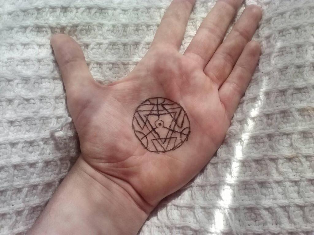 Boredom-Removing Transmutation Circle  by Panhead13