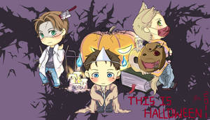 This Is Halloween by raidenz