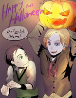 Halloween 2012 by raidenz